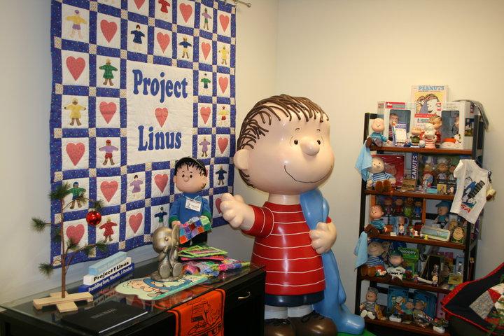 Project Linus Baby Blankets Bazaar Girls